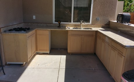 outdoor shaker cabinets