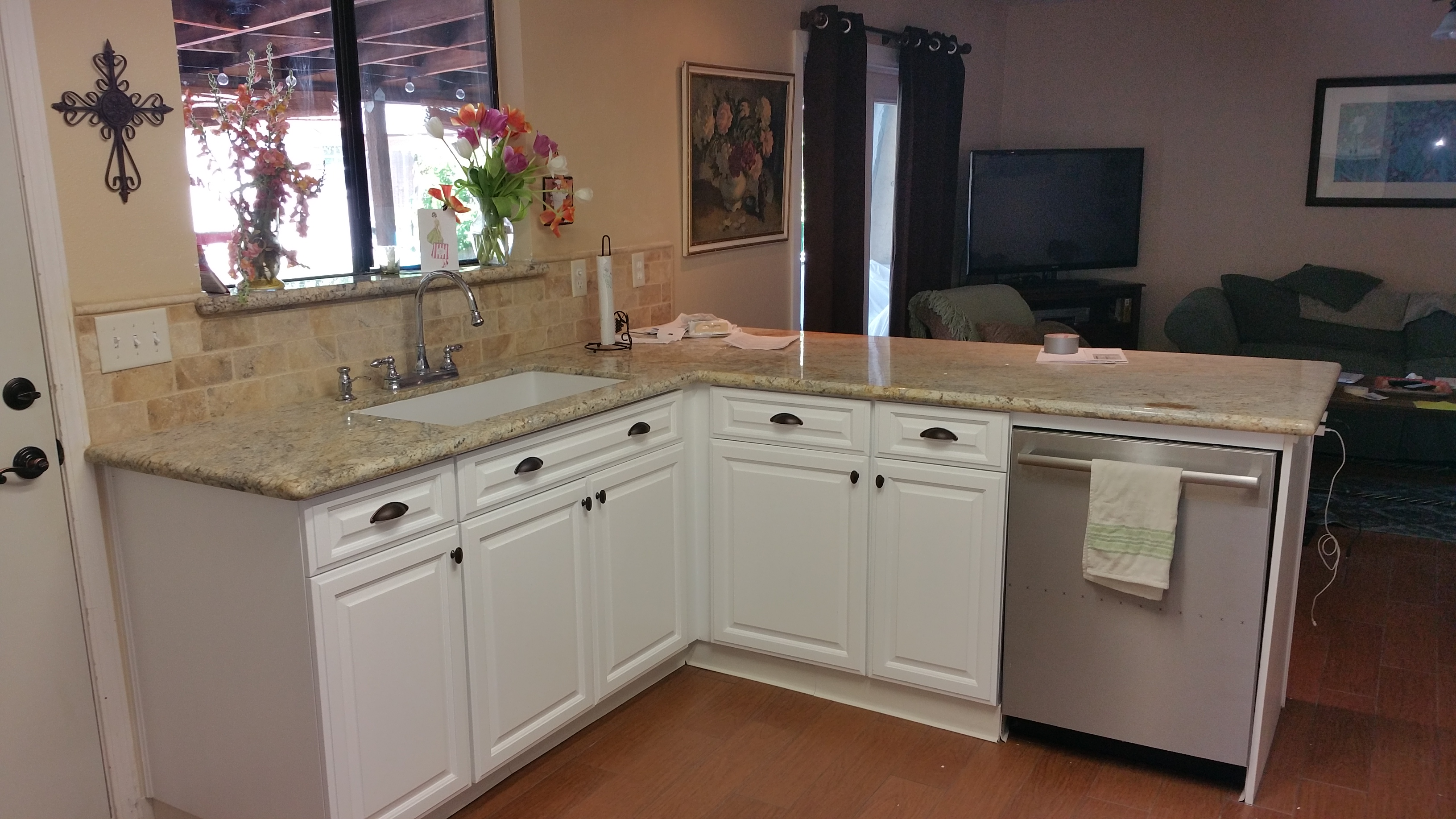 Custom kitchen bath garage cabinets remodeling custom for Custom made kitchens
