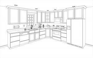 Custom made cabinets